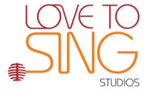 Love To Sing Studios Logo