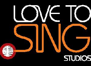 Love To Sing Studios logo 350px
