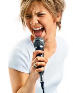 Screaming-Singer