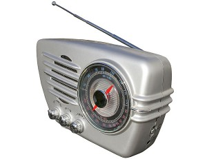 Sleek-Retro-Radio