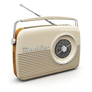 Vintage Radio Cream.