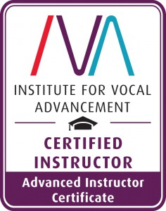 IVA Advanced Certified Instructor