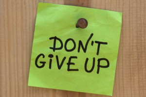 Don't Give Up on your Singing Voice